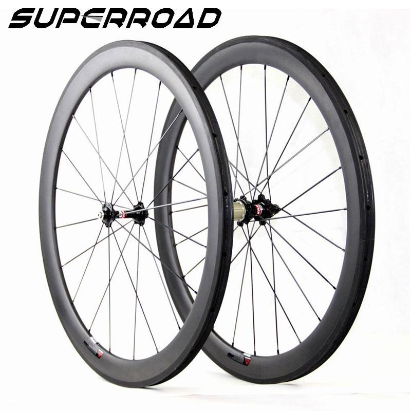 road bike clincher wheels