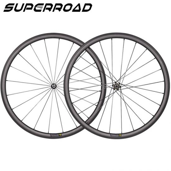 wide rim road bike wheels